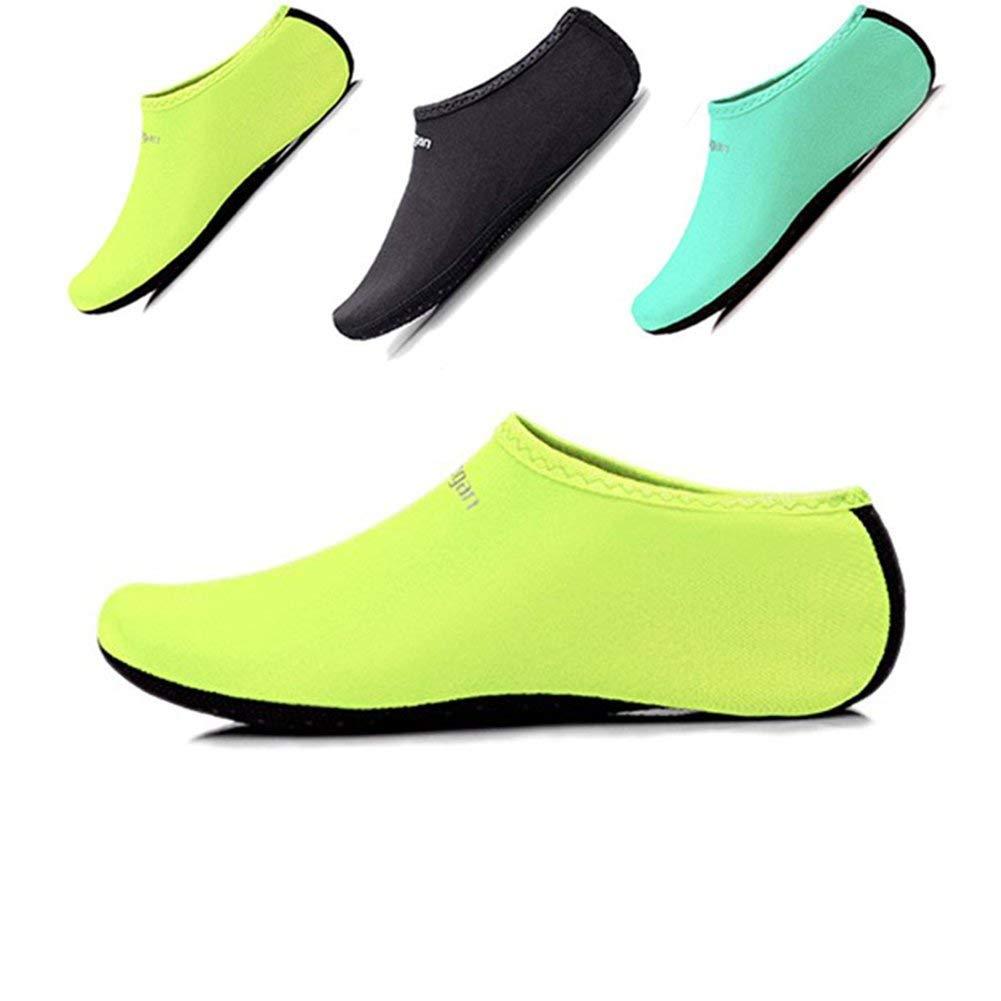 Sportstorm Beach Volleyball Socks Women Men Kids Sand Socks Water Sports Shoes Barefoot Quick-Dry Aqua Socks for Diving Swimming Surfing Yoga Running