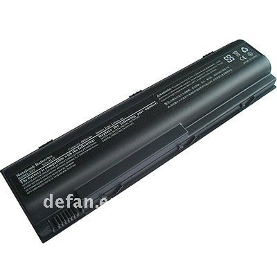 10.8V 8800mah Laptop Battery for HP DV1000 Pavilion