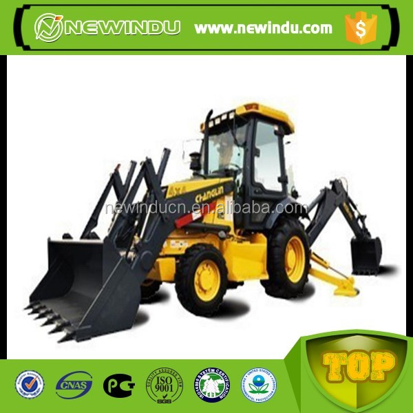 Changlin WZ30-25 backhoe loader