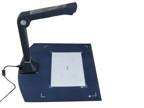 HD library book scan A3 area text scanner dental