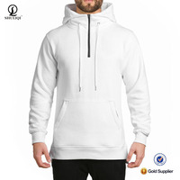 Gym slim fit hoodies sweatshirts design your own logo embroidered hoodie fleece hoodie for winter