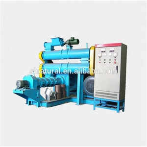 Indonesia Chicken Pet Store Meat Flour Grain Homemade Wet Type Fish Feed Production Line Mill