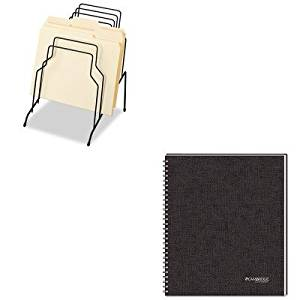 KITFEL72614MEA06062 - Value Kit - Mead Cambridge 1-Subject Wirebound Business Notebook (MEA06062) and Fellowes Step File (FEL72614)
