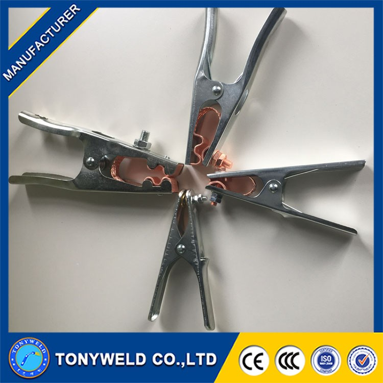 American type/Holland Type welding earth clamp