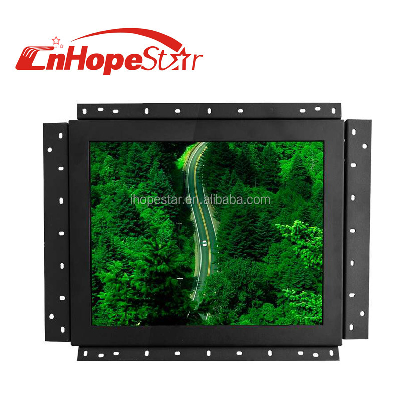 High Sale 1280*1024 19inch 4:3 open Frame lcd arcade monitor with VGA