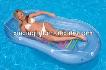 2013 New Design Foating Bed Single Floating Waterbeds