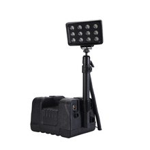 2015 hot selling tower stand LED farming equipment portable rechargeable construction 2200Lm 36W super bright light 9936