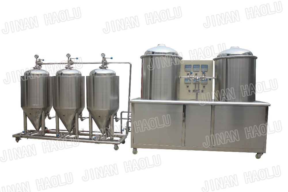 500l Brewing System 5hl Brewery Equipment Commercial Beer