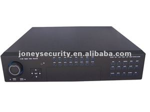 Network,Alarm,RS485,RJ45,VGA input 32 channel standalone dvr