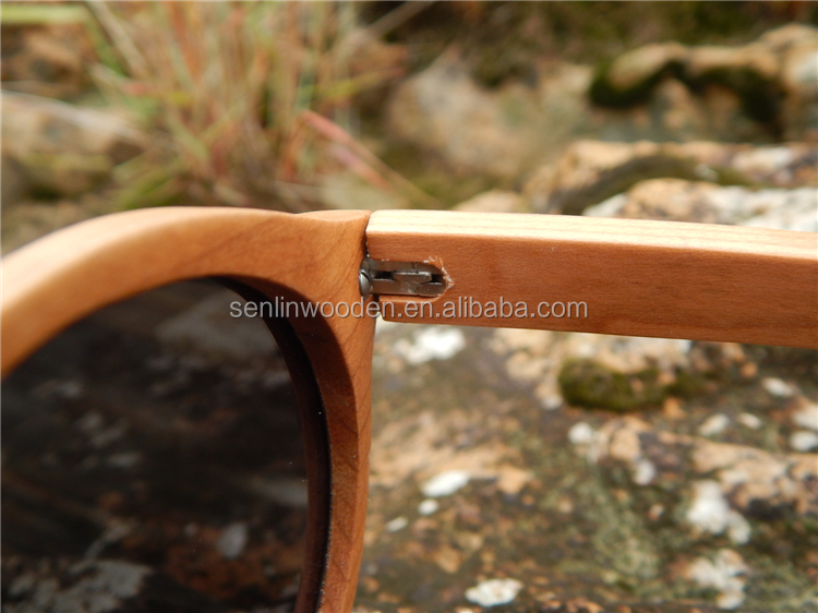 100% Handcraft Beech Wood Glasses With Metal Spring Hinge And ...