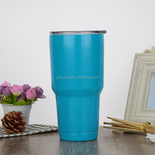Different Colors thermo tumbler/cups mugs
