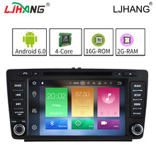 7 inch Android 6.0 xe android gps navigation cho skoda <span class=keywords><strong>OCTAVIA</strong></span> 2013 2015 car audio <span class=keywords><strong>dvd</strong></span> gps