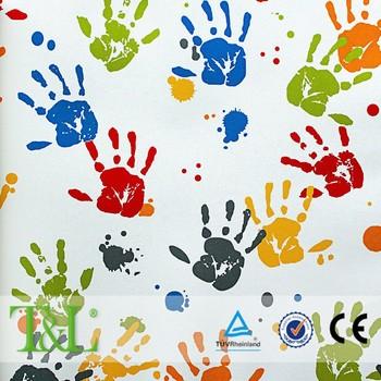 Handprint Wallpaper