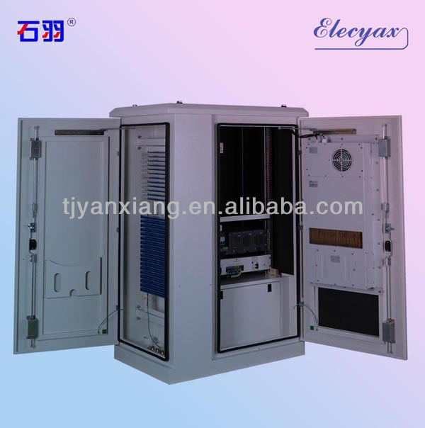 Outdoor Enclosure Skw-012/cable Management Electronic Cabinet/2 ...