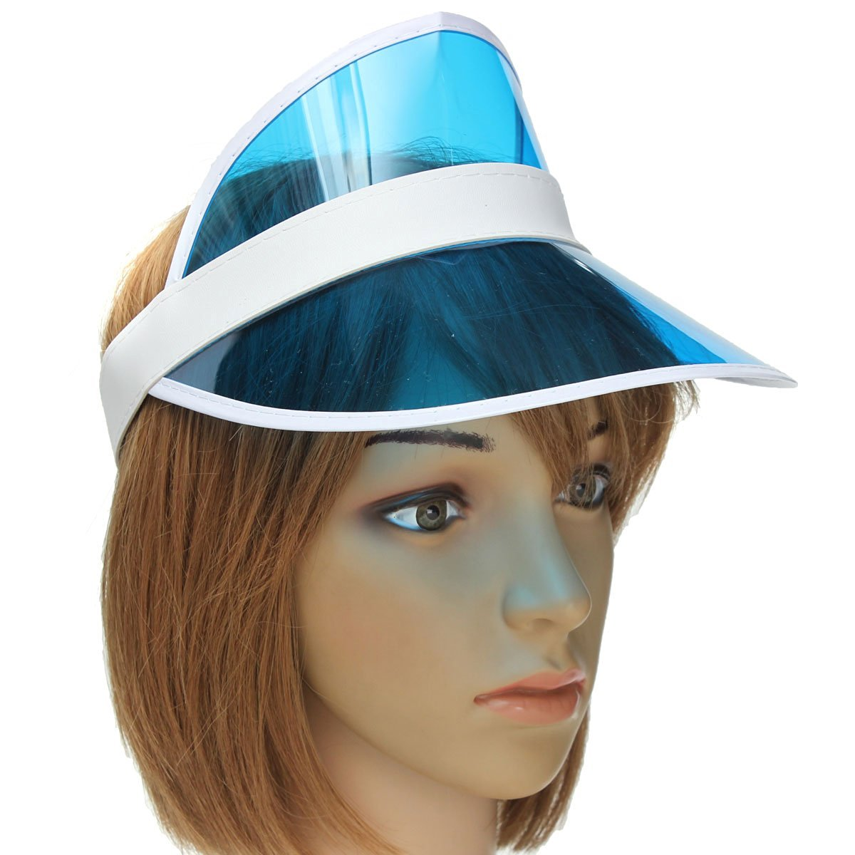 7ad11a40214 Get Quotations · Sun Visor Hat