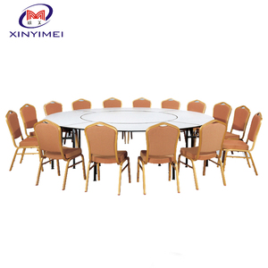 wholesale folding banquet restaurant table and chair