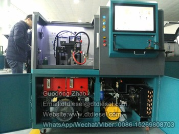 CR318 Common Rail Diesel Fuel Injector Testing Bench, View Common Rail  Injector and HEUI Test Bench, Dongtai Product Details from Taian Dongtai