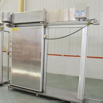 Isolierte Schiebetür Für Kühlraum
