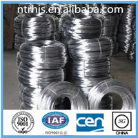 Galvanized steel wire, cost-effctive and various diameters