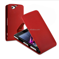 New 2014 PU Leather case Mobile Phone case for Sony Xperia Z1 Compact cover for Sony Xperia Z1 Compact