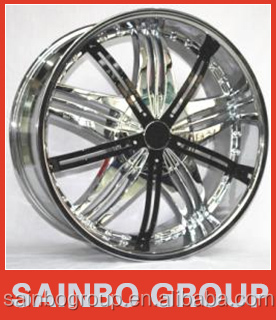 14 15 17 18 19 inch 4 5 8 10 spoke alloy wheels hot sale SAINBO801