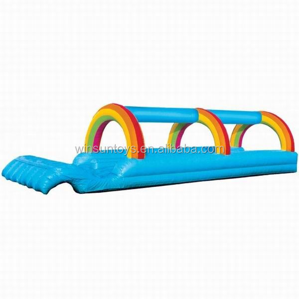 Inflatable Water Slide For Commerical