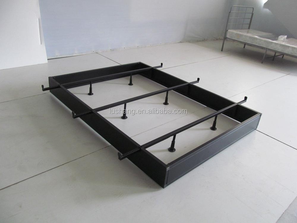 queenking size adustable steel hotel bed frame queenking size adustable steel - Hotel Bed Frames