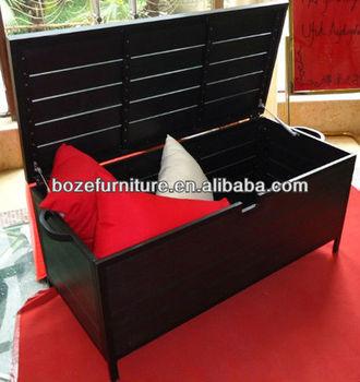 Outdoor Furniture Garden Cushion Storage Box Buy Garden Wicker Cushion Storage Box Plastic Storage Box Rattan Cushion Boxes Product On Alibaba Com