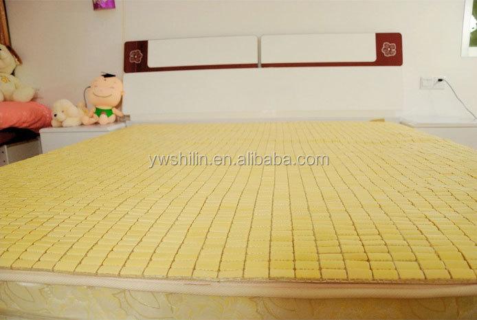 Bamboo Mahjong Beads Woven Sleeping Mat Bamboo Summer