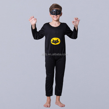 Vendita calda <span class=keywords><strong>di</strong></span> <span class=keywords><strong>halloween</strong></span> sexy bat man cosplay Kid animale Costume per il partito