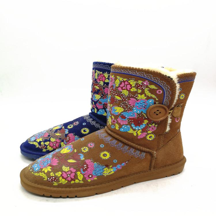Encuentre el mejor fabricante de botas navideñas patrones y botas ...