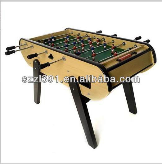 metal player soccer table