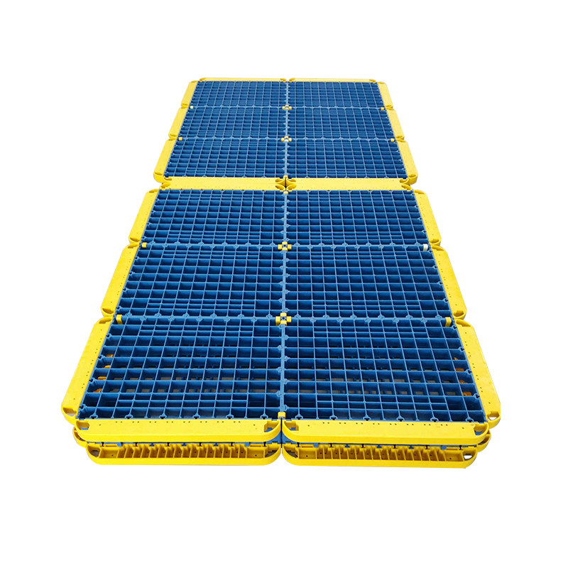 2000x2000mm or custom size euro standard plastic pallet for storage and transport