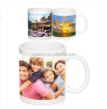 11oz photo mug,white sublimation ceramic mug