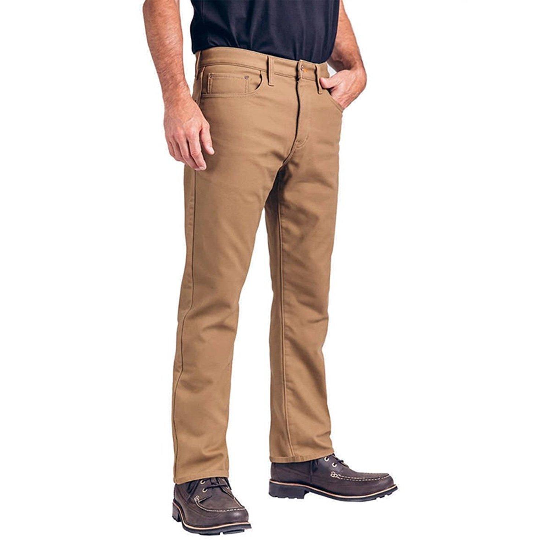 0c26b4b6108 Get Quotations · Weatherproof Vintage 1948 Fleece-Lined Jeans Classic  Straight Leg