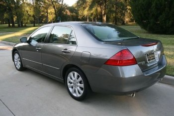 Amazing 2007 Honda Accord EX V6 Sedan Carros Para Venda