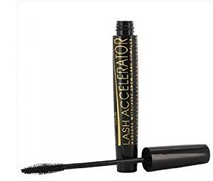 008da7d5a19 Get Quotations · Rimmel London - Lash Accelerator Mascara with Avec Grow- Lash Complex - 003 Extreme Black