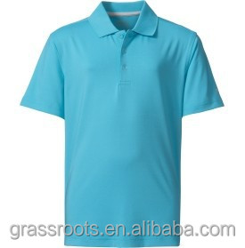 custom promotional high quality casual golf polo t shirt 100% cotton for men