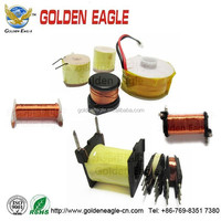Supply all kinds of solenoid inductance coil with top quality/soleniod bobbin inductor coil/Electric Induction Coil