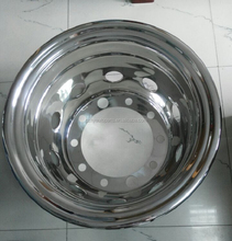 Heavy truck wheel cover polishing 22.5 wheel cover