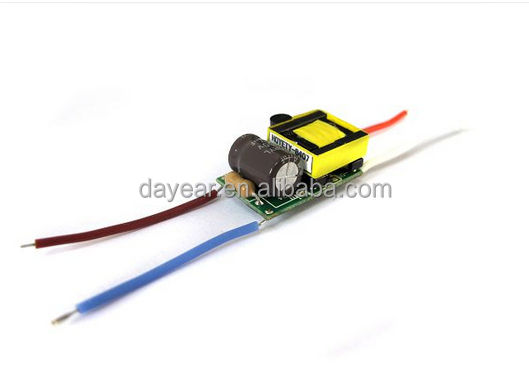 Make In China 24v 12v Open Frame Led Driver Circuit Board 7w 6w 5w ...