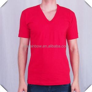 1c523f12 China deep round neck t-shirt wholesale 🇨🇳 - Alibaba