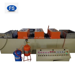 fruit and vegetable waxing and sorting machine with advance processing