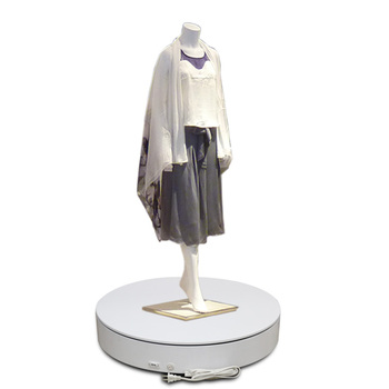 Mannequins Spinning Display Stand For Fashion Trade Show