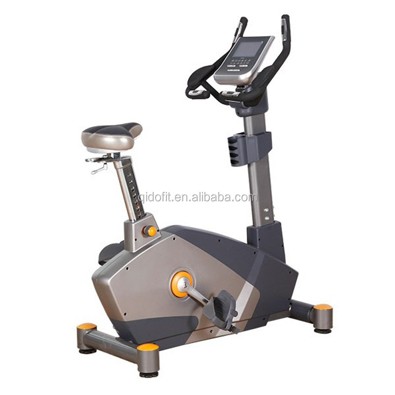 Qido Commercial Gym Equipment Machines Seated Exercise Bike Recumbent Bike