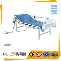 RC-055 high quality steel frame electric medical motor bed