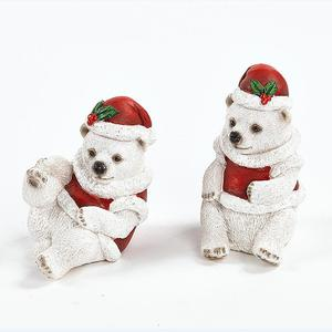 Polar Bear Christmas Decoration Polar Bear Christmas Decoration