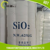 Hot Sale Used For Silicon Rubber High Transparent Hydrated Silica