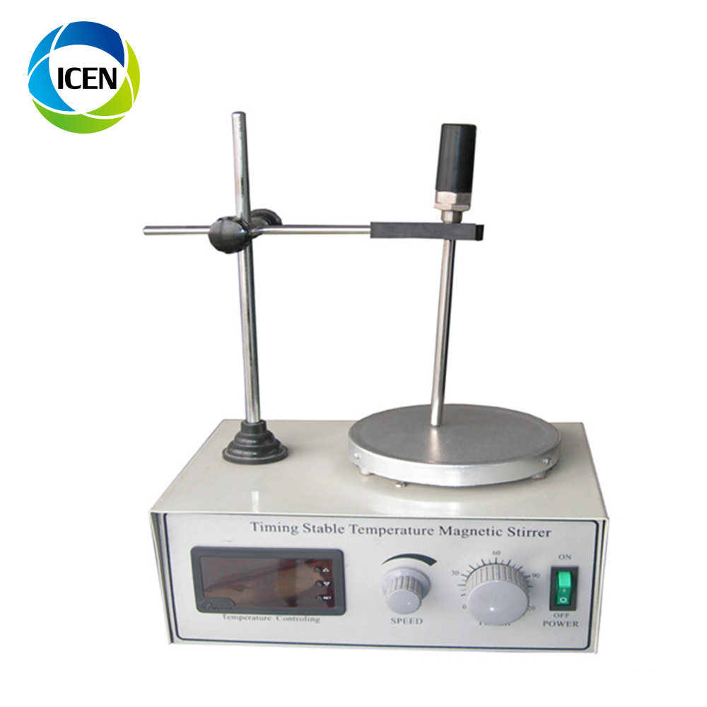 IN-HJ-3A Cheap Price  High Speed  Digital Temperature Mixer  Magnetic Stirrer