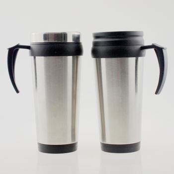 3b4ca4b8ec6 Promotional thermal mug thermo cups/auto mugs/coffee thermos auto travel mug  with handle